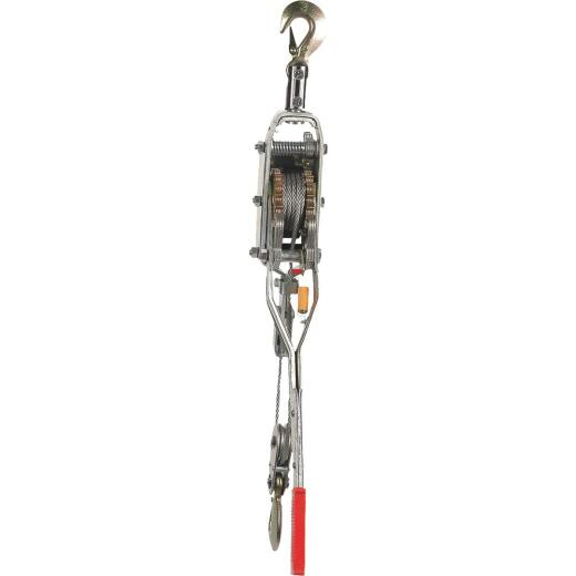 American Power Pull 4-Ton 6 Ft. Cable Puller