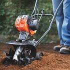 Remington RM4625 9 In. 25cc Mid Tine Forward-Rotating Garden Tiller/Cultivator Image 3