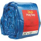 Do it Blue Woven 26 Ft. x 55 Ft. Medium Duty Poly Tarp Image 2