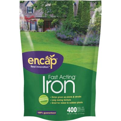 Encap 2.5 Lb. 1250 Sq. Ft. Fast Acting Iron