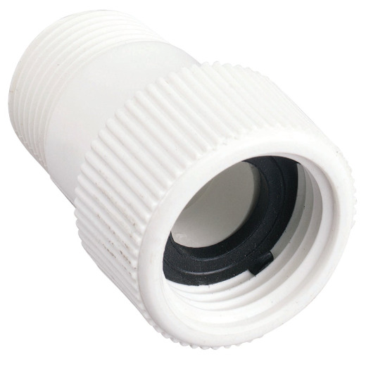 Orbit 3/4 In. MPT x 3/4 In. FHT PVC Hose Adapter