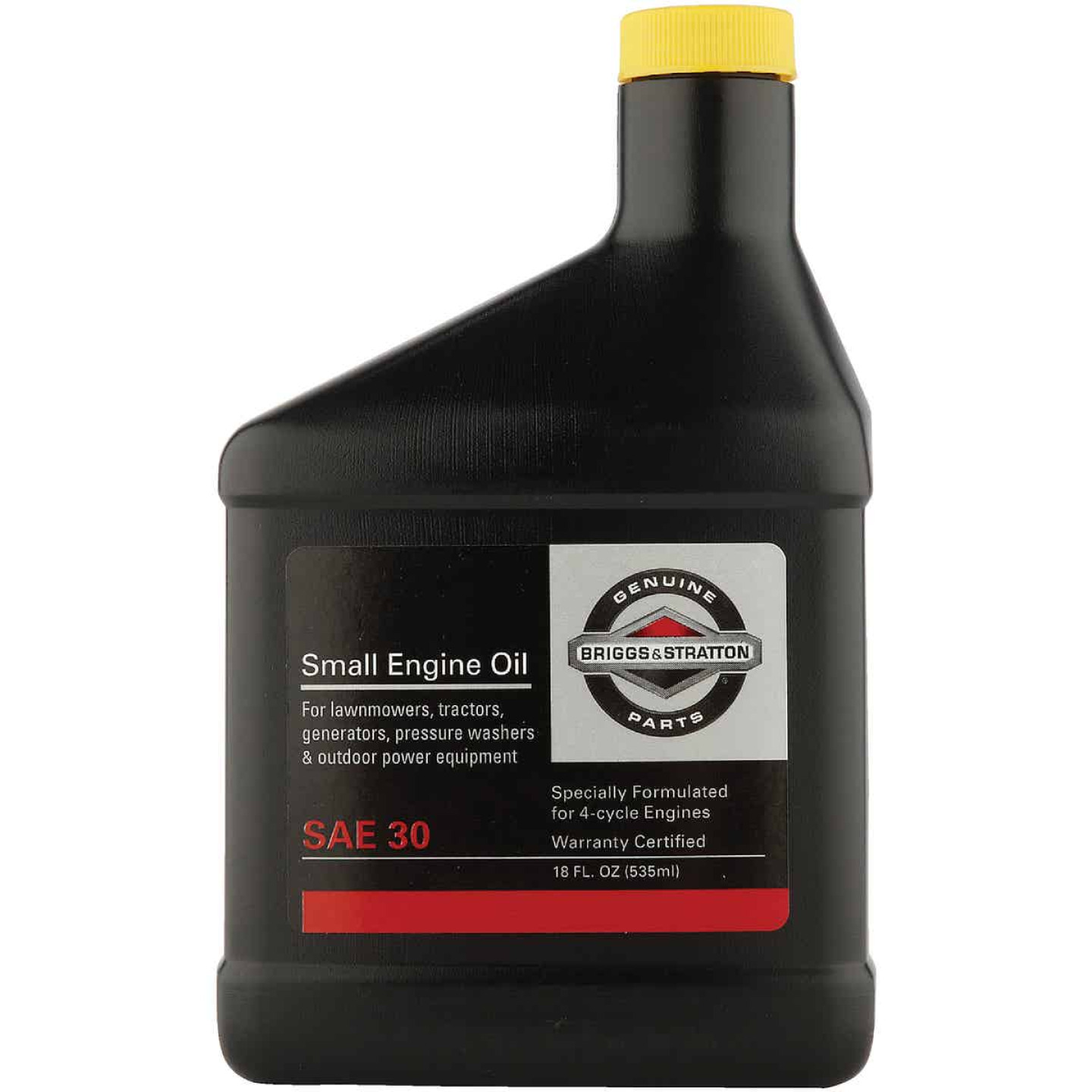 Briggs & Stratton 30W 18 oz 4-Cycle Motor Oil Image 2