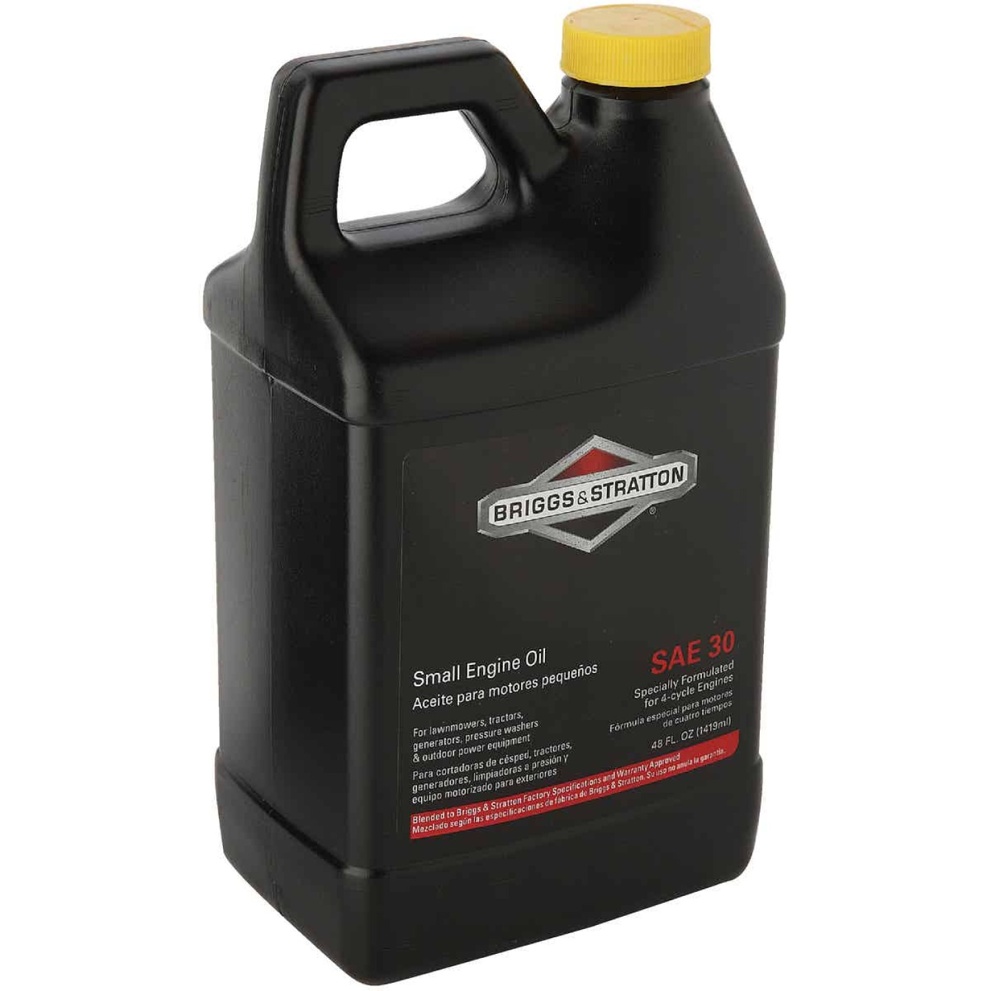 Briggs & Stratton 30W 48 oz 4-Cycle Motor Oil Image 1