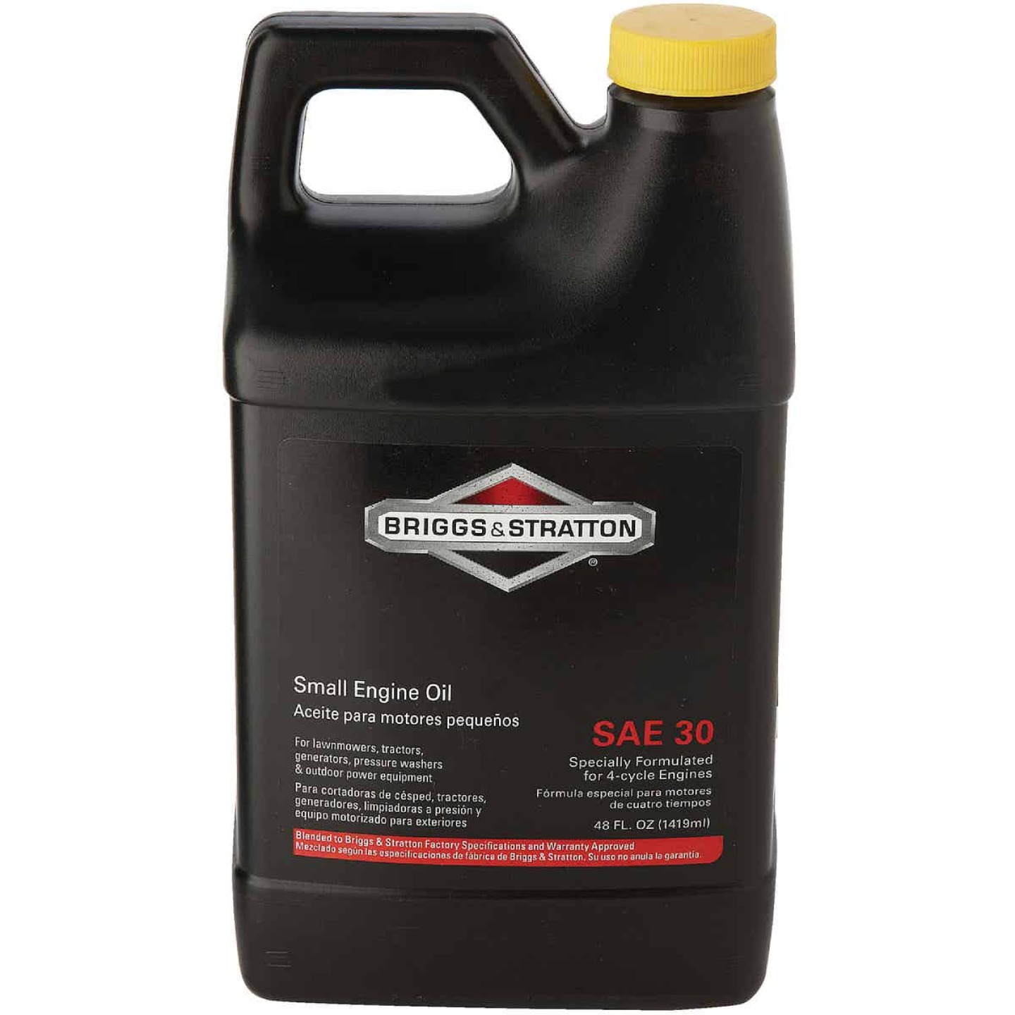 Briggs & Stratton 30W 48 oz 4-Cycle Motor Oil Image 3