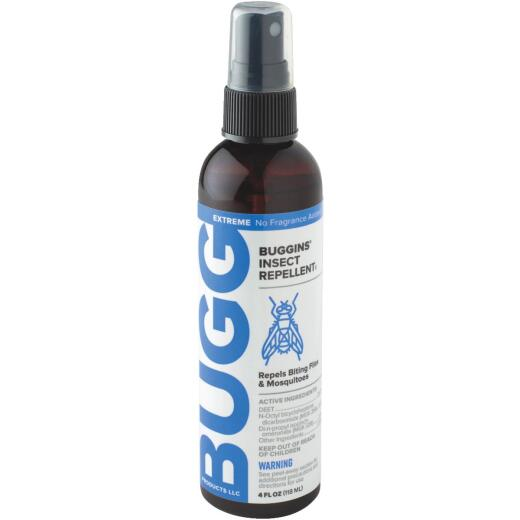 Bug Buggins Extreme 4 Oz. Insect Repellent Pump Spray