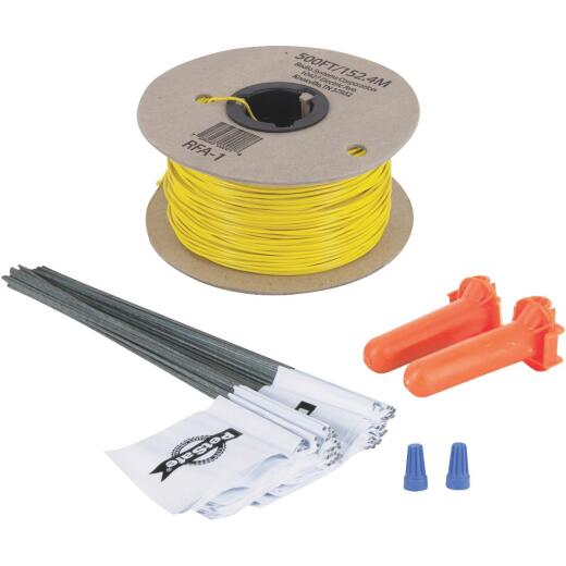 Petsafe 500 Ft. 20 Ga. Copper Wire & 50-Flag In-Ground Fence Expansion Kit