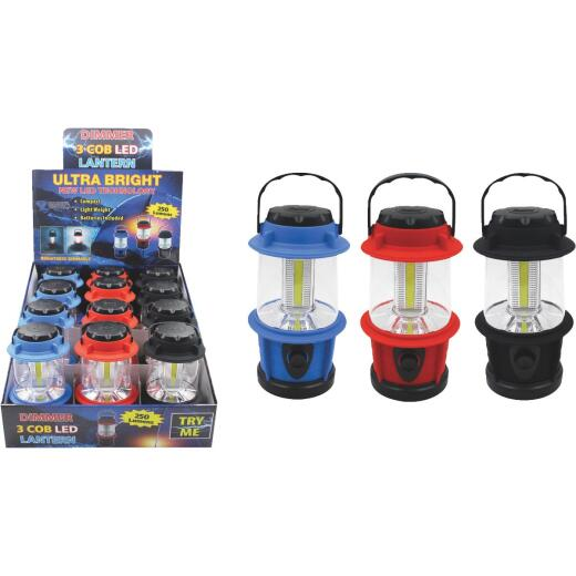 Diamond Visions COB LED Dimmable Camping Lantern