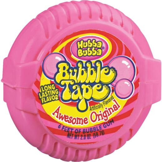Hubba Bubba Original Bubble 2 Oz. Chewing Gum Tape