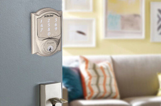 Schlage Keyless Deadbolts Buying Guide